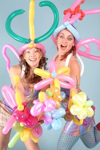 Springtime Balloons