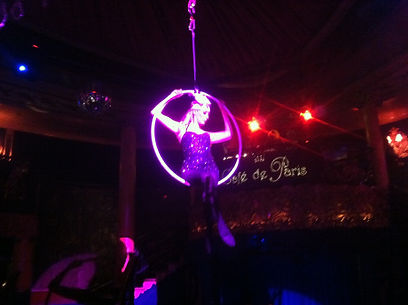 Cafe de Paris Flapper Hoop