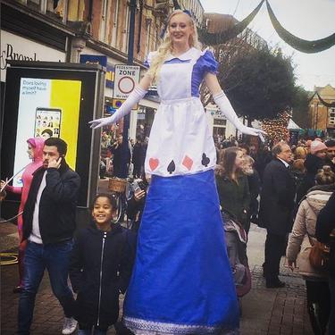 Alice in Kingston upon Thames