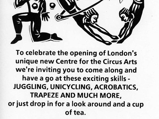 The Circus Space Turns 25
