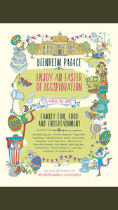 Blenheim Palace Easter Event 2018