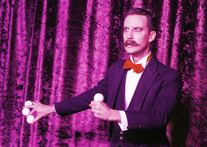 Vaudeville Magic Show