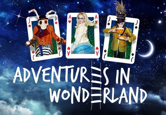 Alice Underground Playing Cards