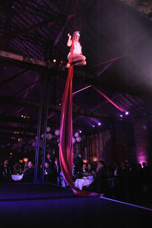 Silks Performer The Brewery London