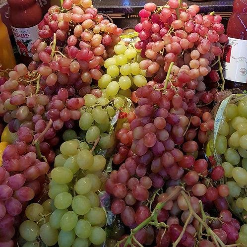 raisin sans pépin blanc ou vert (le kg)