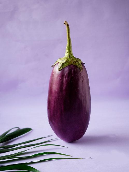 aubergine (les 500g)