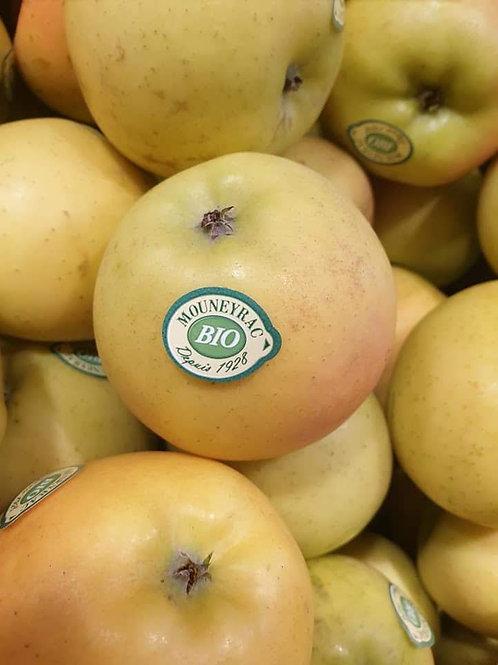 pommes BIO (le kg)