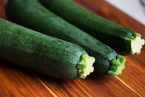 courgettes vertes (le kg)