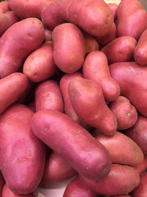 pomme de terre roseval (le kg)