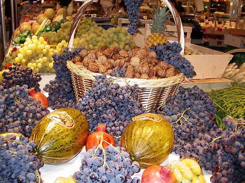 raisin muscat (les 500g)