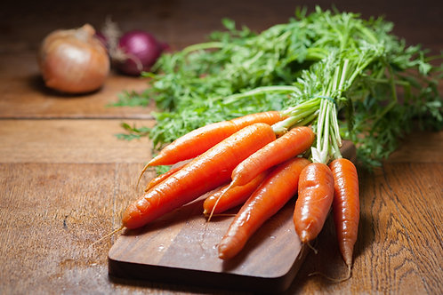 botte de carottes