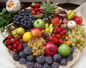 La corbeille de fruits