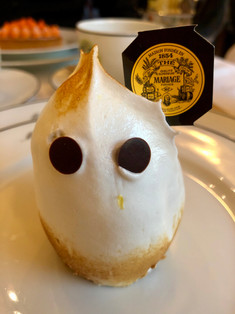 Phantom of the Opera Dessert