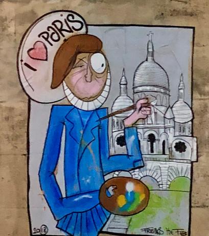 Yet more street art