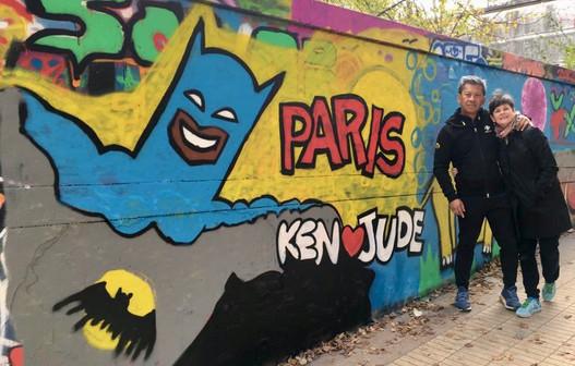 Graffiti Workshop - Parc Bercy