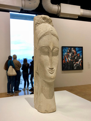 Modigliani at Centre Pompidou