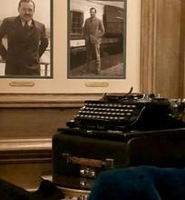 Hemingway's Typewriter (Hemingway Bar @ The Ritz, Paris)