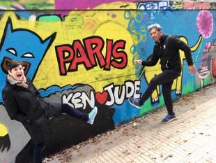 Graffiti Workshop!