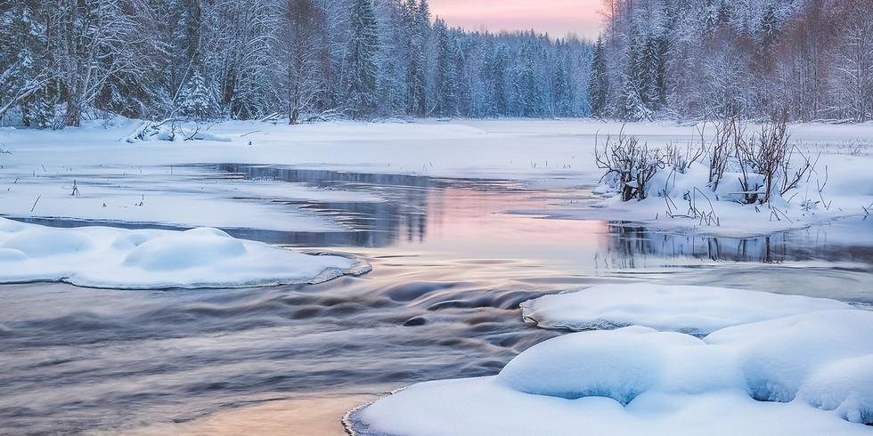 Зимняя сказка Лекшмозерья