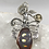 Thumbnail: Sterling Silver Fire Agate Pendant