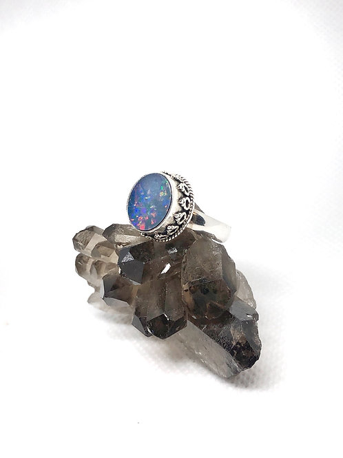 Australian Opal ring size 7
