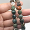Thumbnail: Moss Agate Stretchy Bracelet