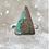 Thumbnail: Sterling Silver Boulder Opal Ring Size 7
