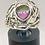 Thumbnail: Sterling Silver Watermelon Tourmaline Ring Size 7