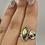 Thumbnail: Sterling Silver Labradorite Ring Size 7.5