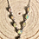 Thumbnail: Sterling Silver Ethiopian Opal Necklace