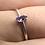Thumbnail: Sterling Silver Tanzanite Ring Size 8