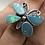 Thumbnail: Sterling Silver Australian Doublet Opal Ring Adj