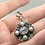 Thumbnail: Sterling Silver Moonstone with Pearls