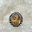 Thumbnail: Men's Alexandrite Ring Size 10