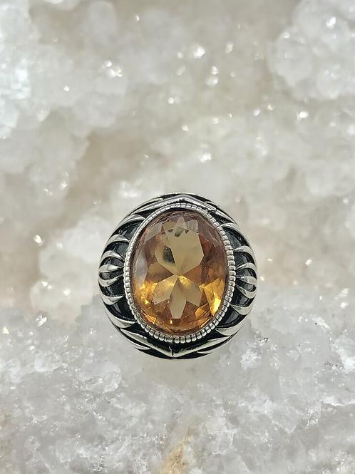 Men's Alexandrite Ring Size 10