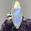 Thumbnail: Sterling Silver Adjustable Moonstone Ring