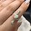Thumbnail: Sterling silver Ethiopian Opal ring size 7