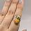 Thumbnail: Bumblebee Jasper Ring Size 7