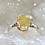 Thumbnail: Sterling Silver Ethiopian Opal Ring Size 8