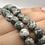Thumbnail: Malinga Jasper Beaded Bracelet