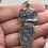 Thumbnail: Sterling Silver Amethyst Druzy Pendant