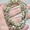 Thumbnail: Labradorite stretchy beaded bracelet