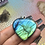 Thumbnail: Multicolor Fire Labradorite Pendant