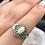 Thumbnail: Sterling Silver Ethiopian Opal Ring Size 8.5