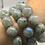 Thumbnail: Big Labradorite Beaded Bracelet
