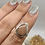 Thumbnail: Sterling Silver Sunstone Ring Size 6