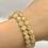 Thumbnail: Golden Rutile Beaded Bracelet