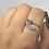 Thumbnail: Labradorite ring size 9