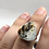Thumbnail: Sterling Silver Scenic Dendritic Agate Ring Size 7.5