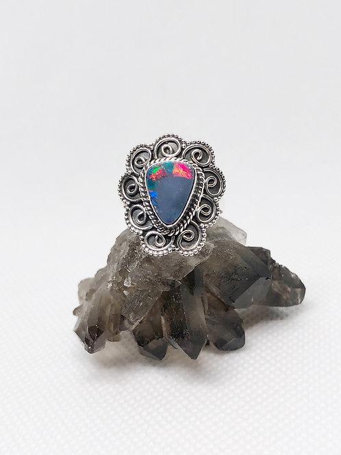 Australian Opal ring size 7.5
